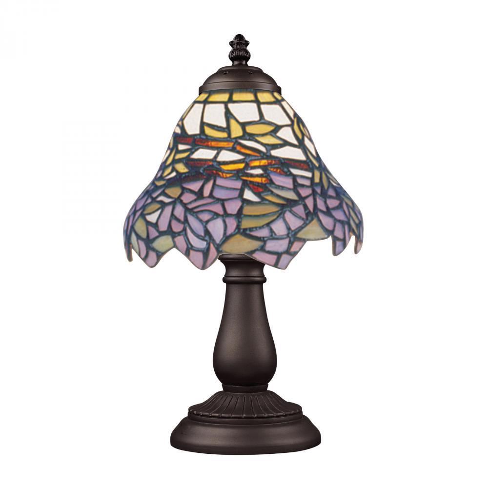 Mix N Match Table Lamp In Tiffany Bronze Ndrm Cajun Electric Amp Lighting